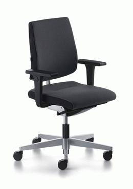 Sedus black dot 100 Drehstuhl normal hohe Rückenlehne, Preis für Stoffgruppe 9, weitere Optionen auf Anfrage