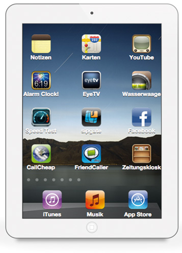 iPad Air 2 für 20.000 Gute-Laune-Taler