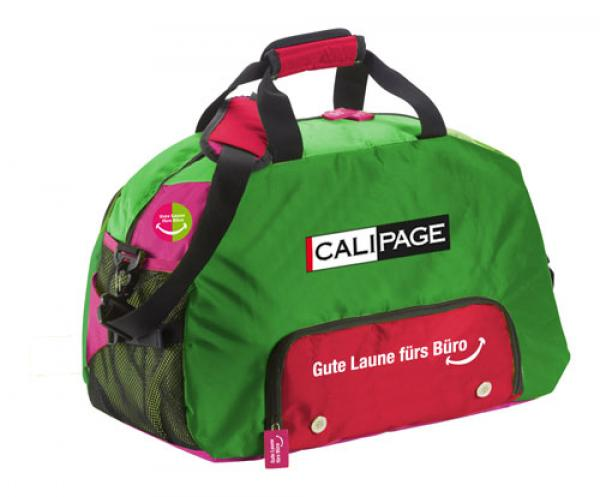 CALIPAGE Sporttasche für  1.000 Gute-Laune-Taler